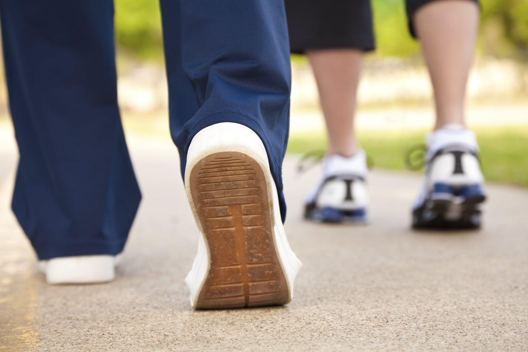 Sunday Shoes Walking