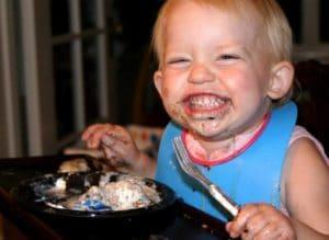 child-eating-cake-and-ice-cream