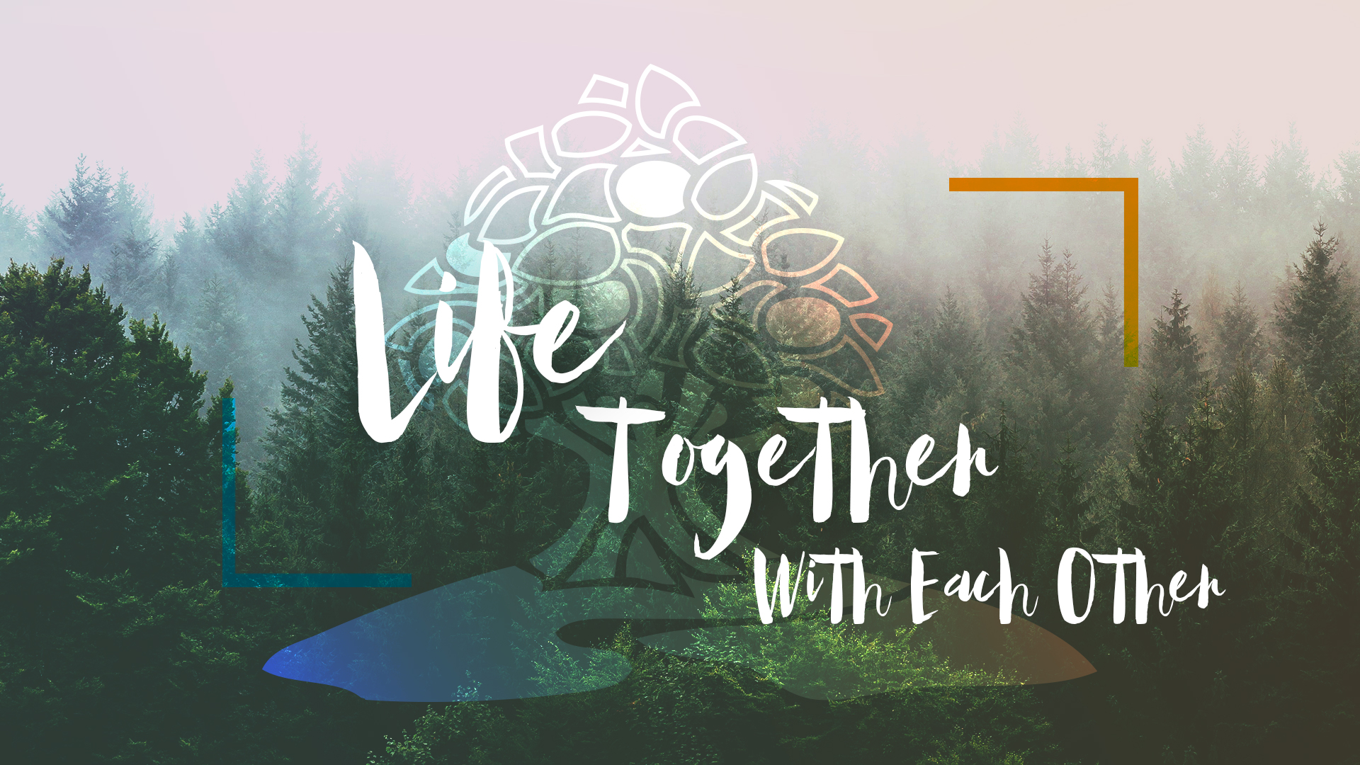 Life Together with Each Other