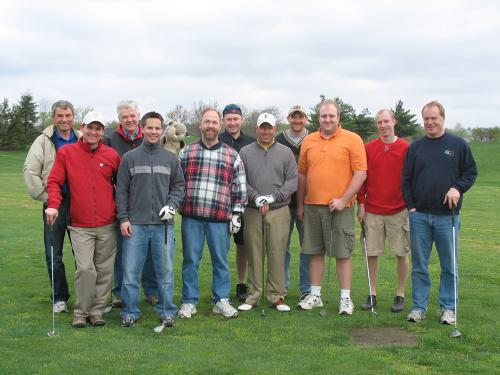 Men's Golf Clinic @ Coyote Crossing